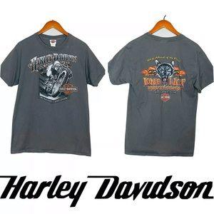 Harley Davidson Mens T-Shirt Tee Sz M